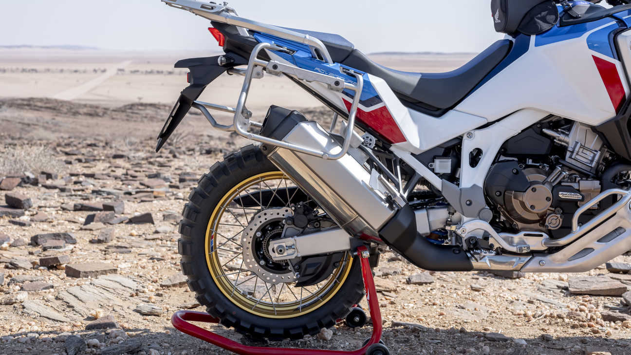 Honda CRF1000L Africa Twin Adventure Sports